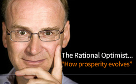 The Rational Optimist - How prosperity evolves...
